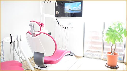 阪南市 個室歯科 ホワイトニング